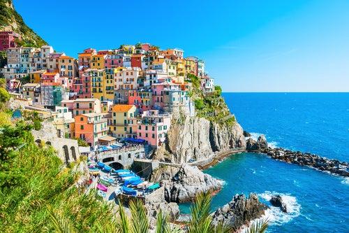 Conoce Cinque Terre, una de las regiones más bellas de Italia