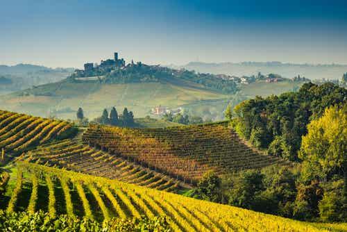 Un recorrido por la belleza rural del Piamonte