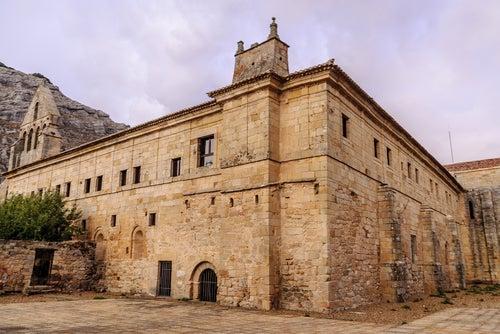 Abadía Santa María la Real, Aguilar de Campoo
