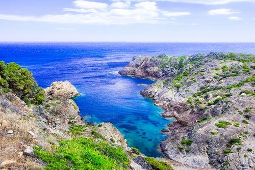 Cabos más impresionantes de España, Creus