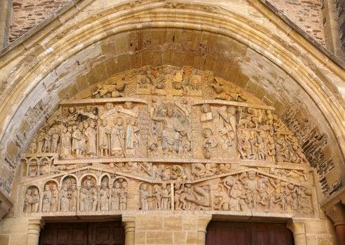 Abadía de Sainte Foy en COnques