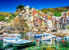 Pueblos de Europa, Riomaggiore en Cinque Terre