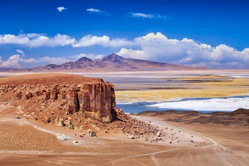 El desierto de Atacama en Chile, un lugar sorprendente