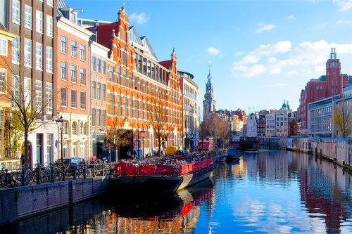 Ámsterdam: 5 paradas para conocer la ciudad