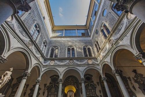 Palazzo Medici Riccardi en Florencia