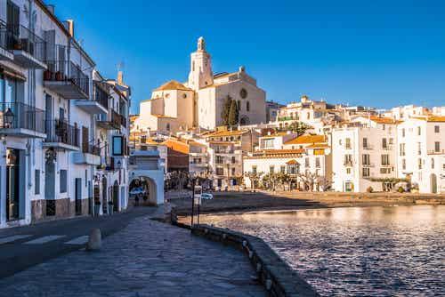 Cadaqués, un pueblo precioso en Cataluña