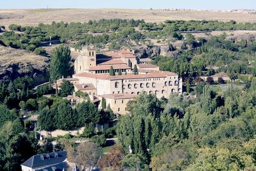 Monasterio de Santa María del Parral en Segovia