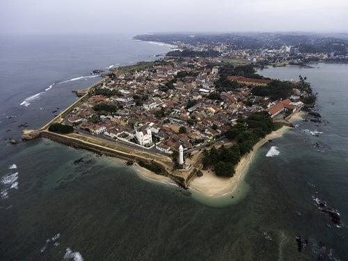 Galle en Sri Lanka