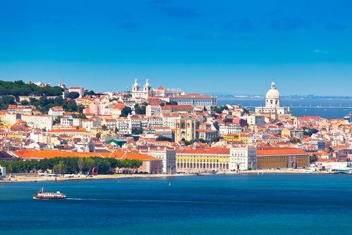 Rutas por Portugal, Lisboa