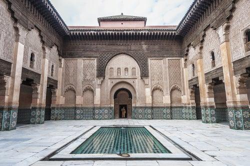 Medersa Ben Joussef Marrakech