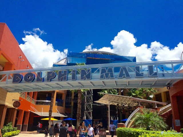 Dolphin Mall en Miami