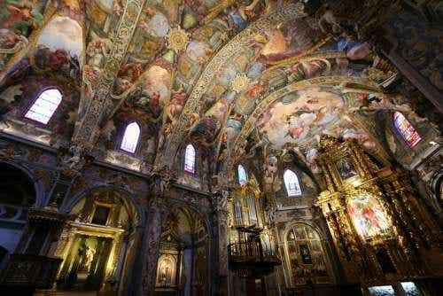 Una joya en Valencia: la iglesia de San Nicolás de Bari