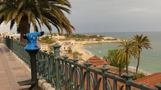 Balcón del Mediterráneo en Tarragona