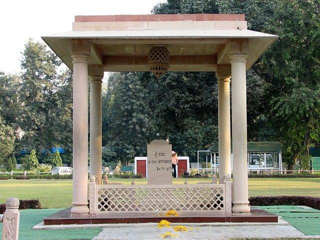 Casa de Gandhi en Nueva Delhi