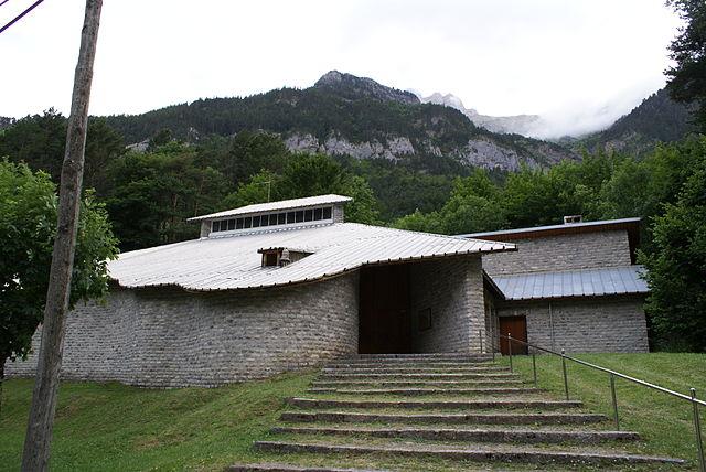 Iglesia de Nuestra Señora del Pilar de Canfranc