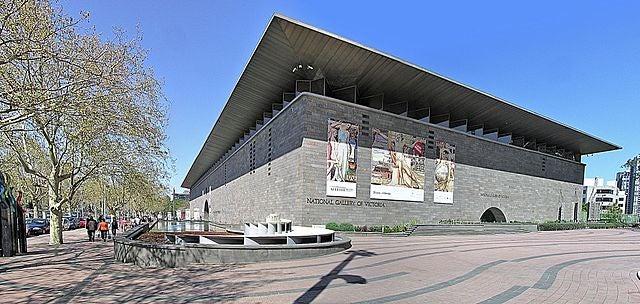 Galería Nacional Victoria en Melbourne