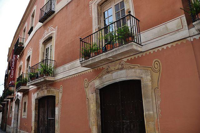 Casa Casterllanau en Tarragona