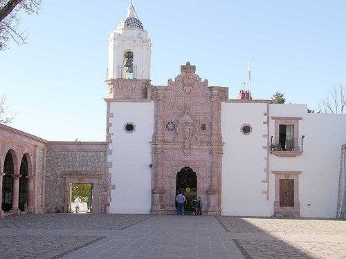 Capilla del Patrocinio en Zacatecas