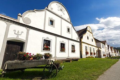 Holašovice, lo mejor del barroco rural en la República Checa