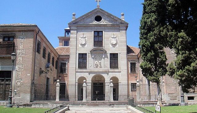 Real Monasterio de la Encarnación en Madrid