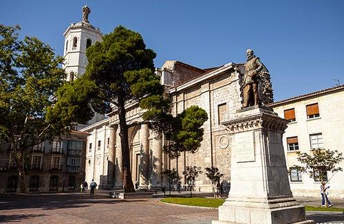 Visitamos Valladolid siguiendo a cuatro escritores