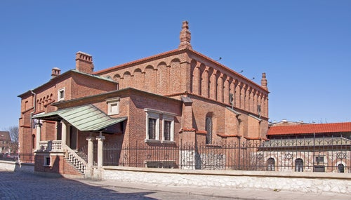 Barrio judio de Cracovia
