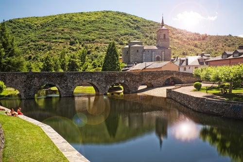 Una ruta por los tesoros del Bierzo, en León