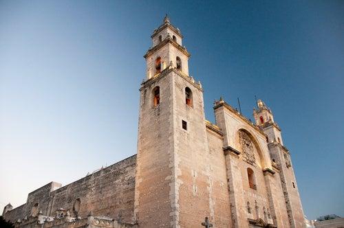 Catedral de Mérida en México