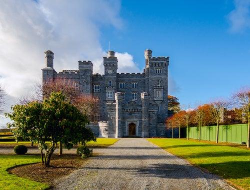 Castillo de Dunsany en Irlanda
