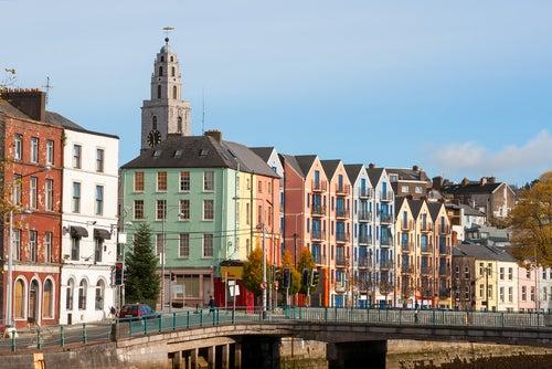 Cork en Irlanda