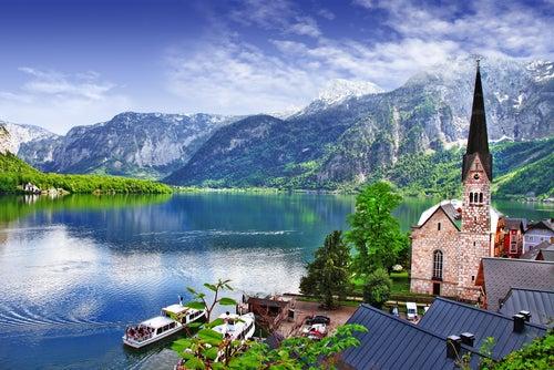 Hallstatt en Austria