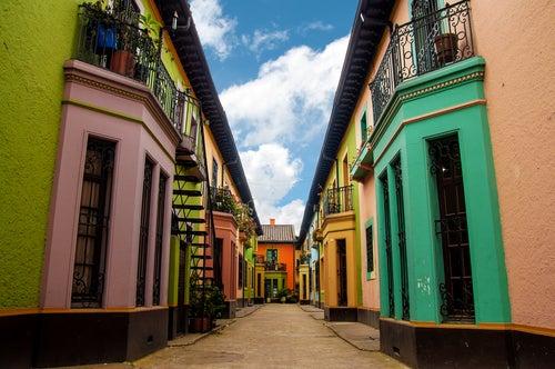 Bogotá en Colombia
