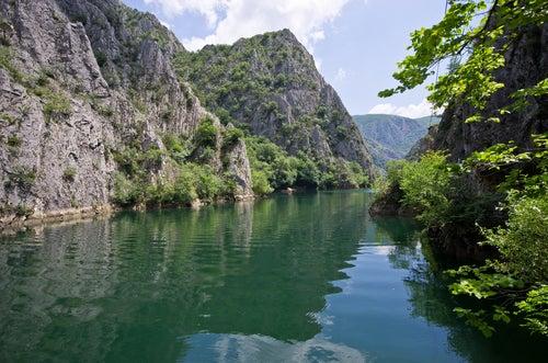 Matka en Macedonia
