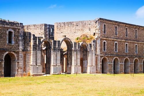 Castillo de San Ferrán en Figueres