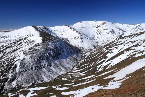 Montes Aquilianos en el Bierzo