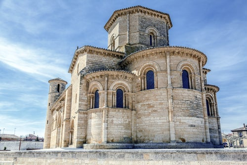 Iglesia de San Martín de Tours en Frómista