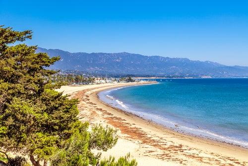 Santa Bárbara en Estados Unidos