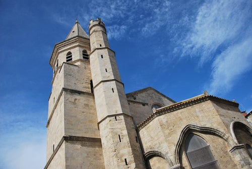 Iglesia de la Madeleine en Béziers