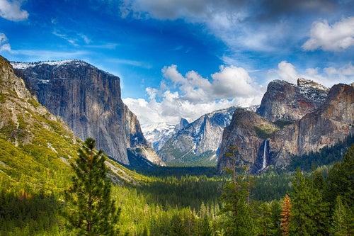 15 días para conocer la Costa Oeste de EE.UU. y sus parques nacionales