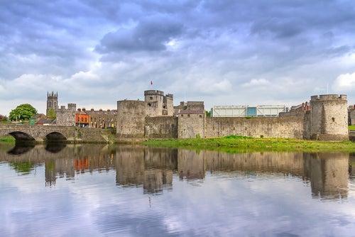 Castillo del Rey Juan en Limerick