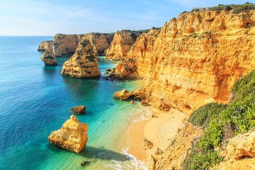 Algarve en Portugal