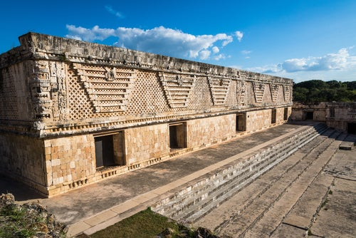 Uxmal en México