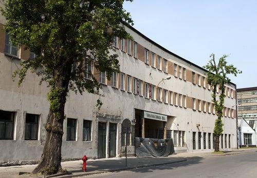 Fábrica Schindler en Cracovia