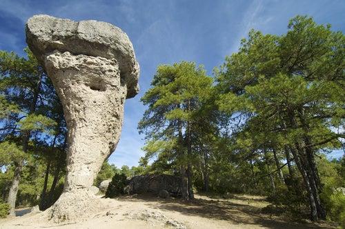 La Ciudad Encantada en Cuenca, una obra de arte de la naturaleza