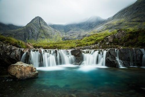 El valle de Glen Brittle en Escocia, un lugar mágico