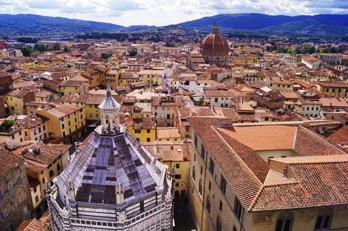 Pistoia, la pequeña Florencia