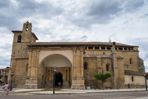 Iglesia de San Pedro en Frómista