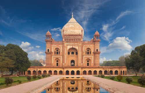 Nueva Delhi, una ciudad de contrastes en la India