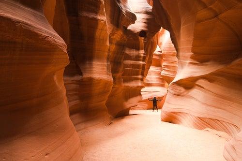 Antelope Canyon en Estados Unidos