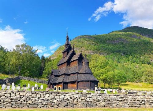 Borgund en Noruega
